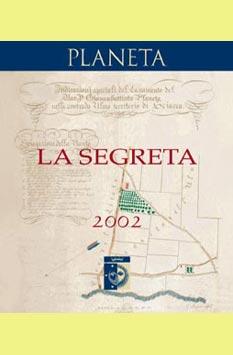 Planeta La Segreta Rosso 2013