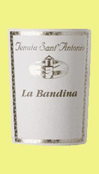 Sant`Antonio Valpolicella La Bandina sup. DOC 2012