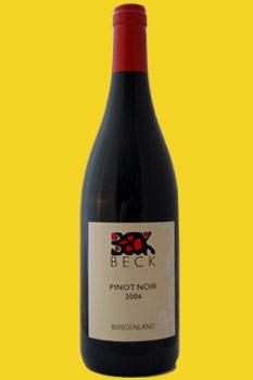 Judith Beck Pinot Noir 2006