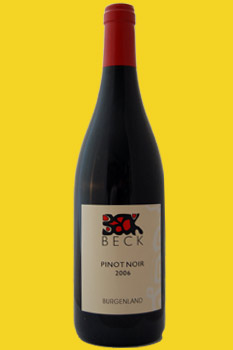 Judith Beck Pinot Noir 2008