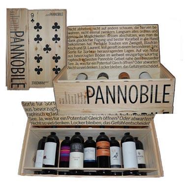 Pannobile Geschenkbox 2009