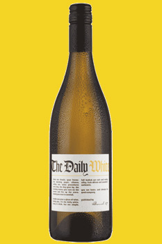 Barrel 27 The Daily White 2011