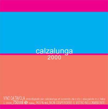 Calzalunga 2000