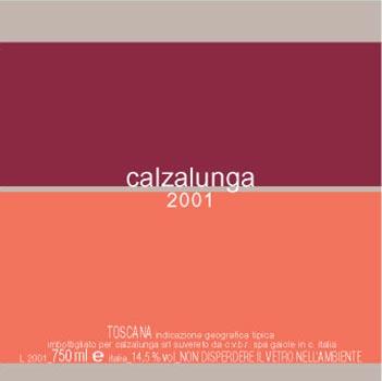 Calzalunga 2001