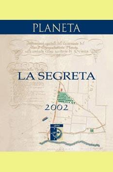 Planeta La Segreta Bianco 2004