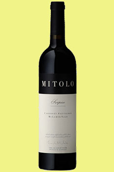 Mitolo Serpico Cabernet Sauvignon 2004