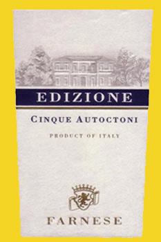 Farnese Edizione Cinque Autoctoni 2011